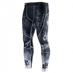 Leggings for men PSYCHO CLOWN