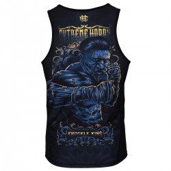 Tank top rashguard KNUCKLE KING