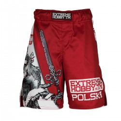 Spodenki Grappling kids POLISH EAGLE