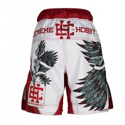 Grappling shorts kids POLISH EAGLE