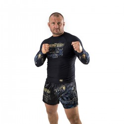Muay thai shorts KNUCKLE KING
