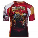 Short sleeve rashguard KILLER CARDS 2