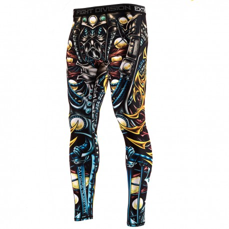 Leggings for men BIOMECHANICS