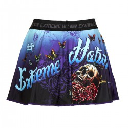 Skirt Shorts SKULL II
