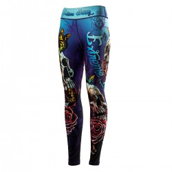 Leggings for women SKULL II
