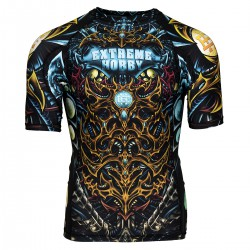 Short sleeve rashguard BIOMECHANICS