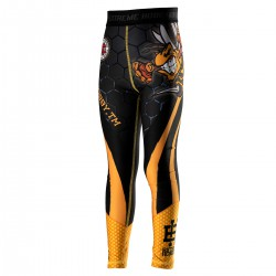 Leggings for kids ANGRY WASP