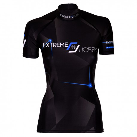 Short sleeve rashguard women MT SPORT