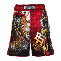 Grappling shorts kids KILLER CARDS 2