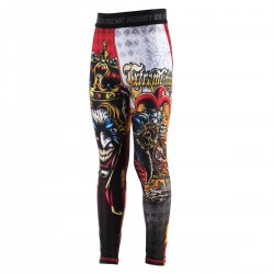 Leggings for kids KILLER CARDS 2