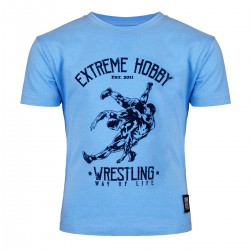 T-shirt kids WRESTLING