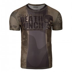 Short sleeve rashguard DEATH PUNCH