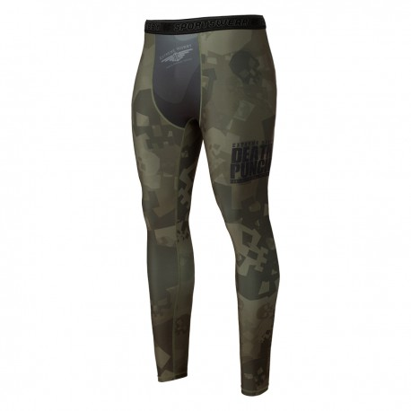 Leggings for men DEATH PUNCH