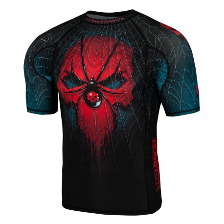 Short sleeve rashguard WIDOW