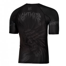 Short sleeve rashguard NIGHTMARE 2