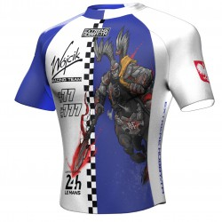 Short sleeve rashguard WÓJCIK RACING TEAM