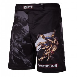 Grappling shorts WRESTLING