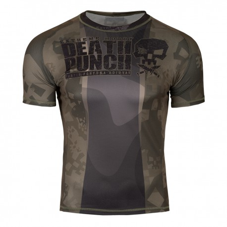 RUNNING MESH DEATH PUNCH
