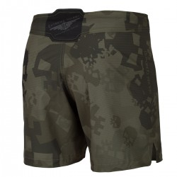 Athletic shorts DEATH PUNCH