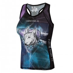 Tank top technical women BULL TERRIER