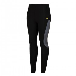 Women's running leggings FLOWERS