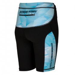 Women's running leggings short MOUNTAIN