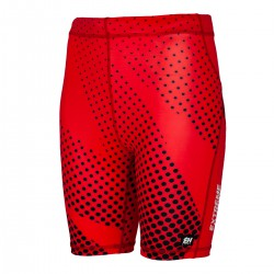Women's running leggings short HALFTONE