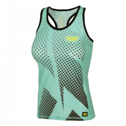 Tank top running women HALFTONE