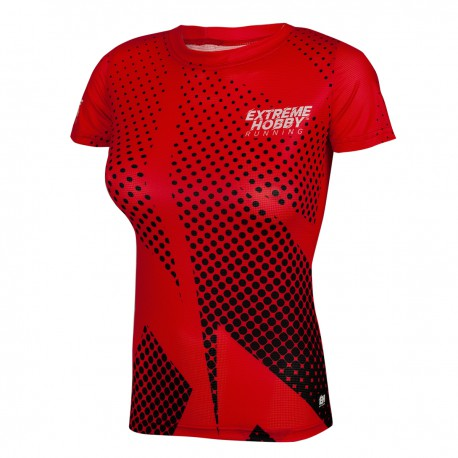 Women's running shirt HALFTONE