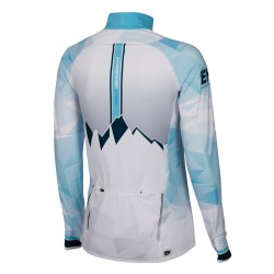 Women's running long sweatshirt MOUNTAIN
