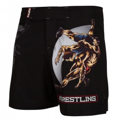 Athletic shorts WRESTLING