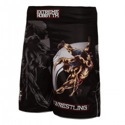 Grappling shorts kids WRESTLING