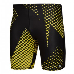 Men's running leggings 1/3 HALFTONE