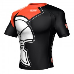 Short sleeve rashguard PRETORIUM