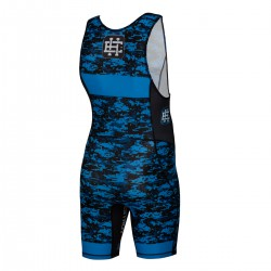 Wrestling suit DIGITAL CAMO