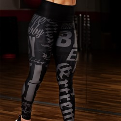 Leggings for women LETTERS