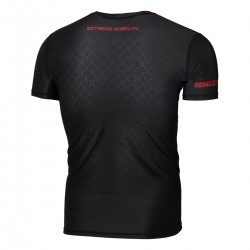 Short sleeve rashguard BLACK ARMOUR