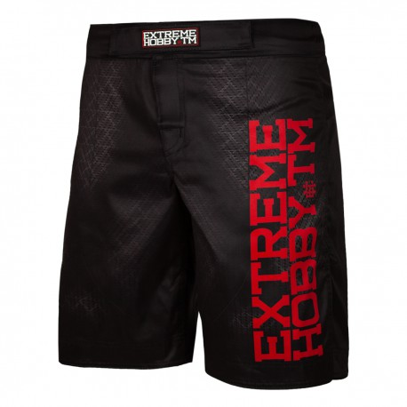 Grappling shorts BLACK ARMOUR
