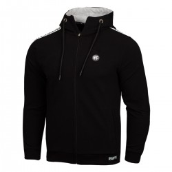 Hooded zip STREET MAN