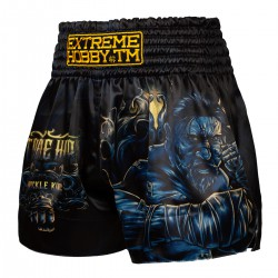 Spodenki muay thai KNUCKLE KING