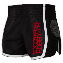 Spodenki muay thai BLACK ARMOUR