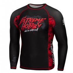 Longsleeve rashguard WHY SO SERIOUS