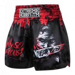 Muay thai shorts WHY SO SERIOUS