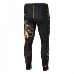 Leggings for men SANTA MUERTE