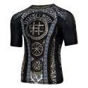 Short sleeve rashguard SLAVIC SPIRIT