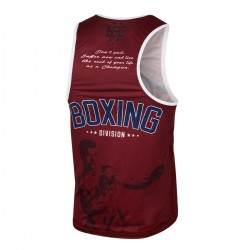 Tank top technical BOXING