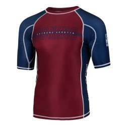 Short sleeve rashguard BOXING