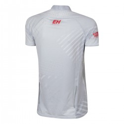 Women's running zipped shirt POLSKA PRIME