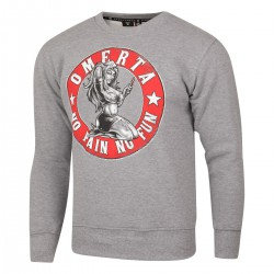Bluza Crewneck NO PAIN NO FUN