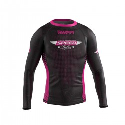 Longsleeve rashguard kids SPEED LADIES